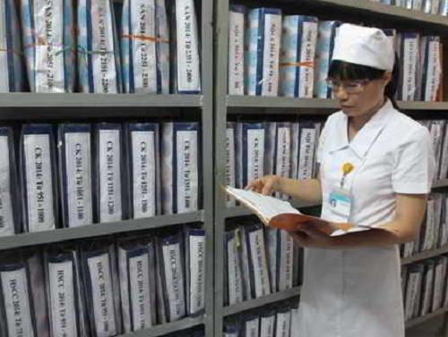 Lưu trữ hồ sơ kinh doanh