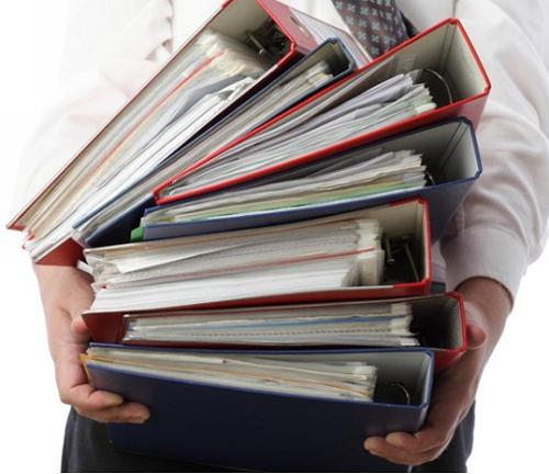 Tìm cách lưu chứng từ phù hợp với các loại hồ sơ