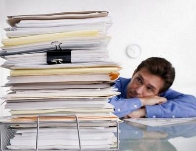 Lưu hồ sơ, khó khăn của doanh nghiệp