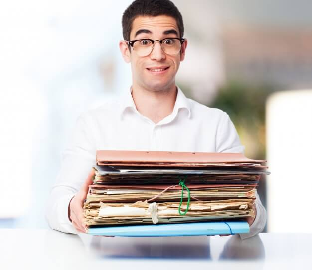 Tại sao cần phải lưu giữ hồ sơ